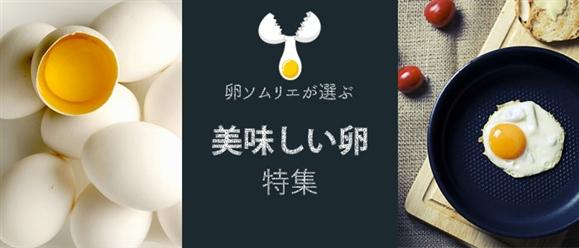 卵ソムリエが選ぶ美味しい卵特集
